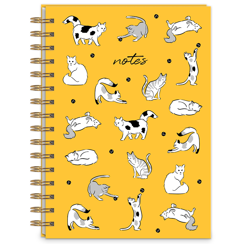 Pet Wire O Journal Playful Cats