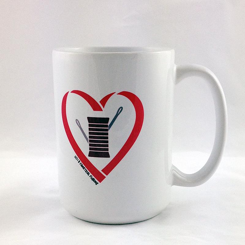 Mug - Heart, Needle & Thread