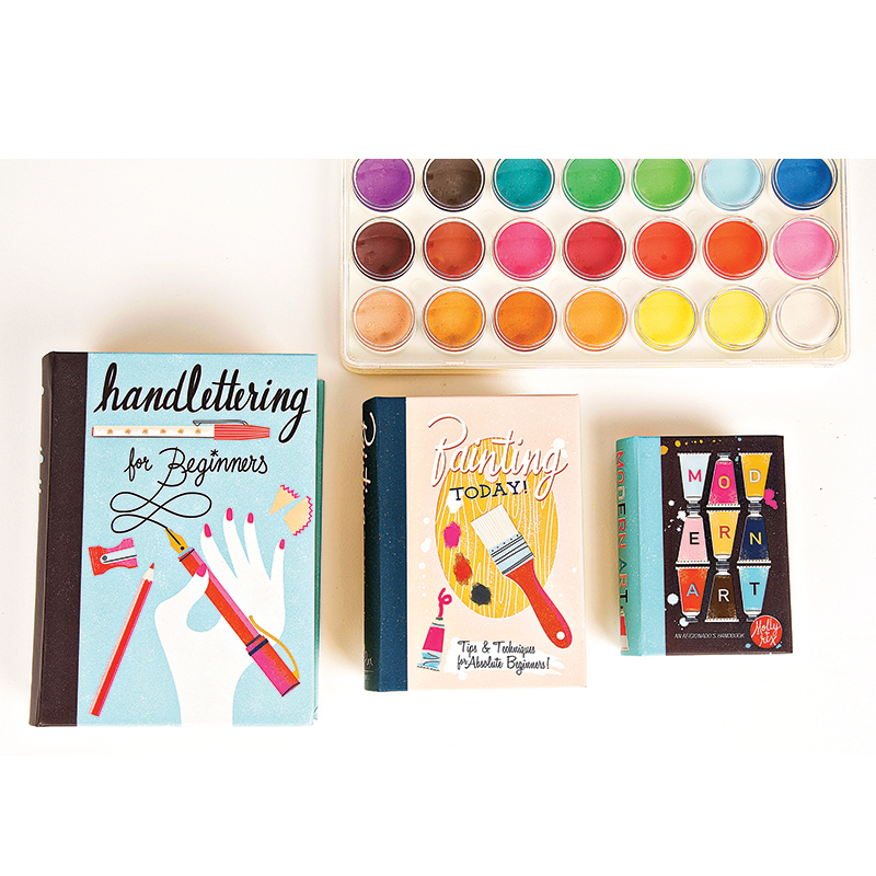 Book Box Art Lover 3ct