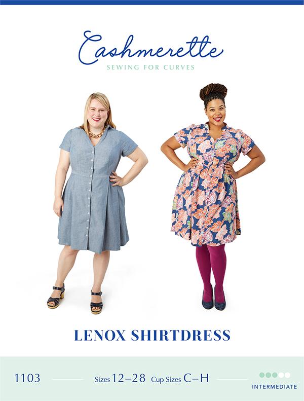 Lenox Shirtdress Pattern