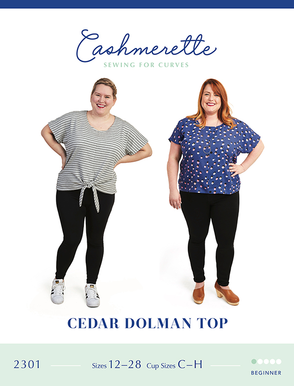Cedar Dolman Top Pattern