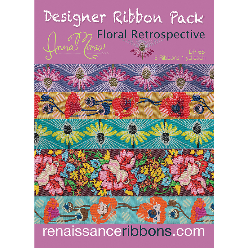 Designer Packs Retrospect Floral