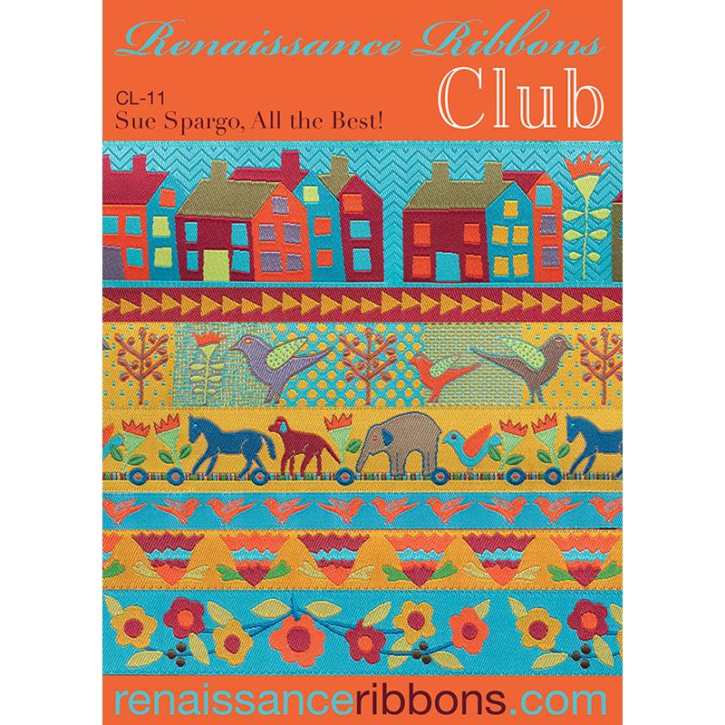 Ribbon Club Sue Spargo The Best