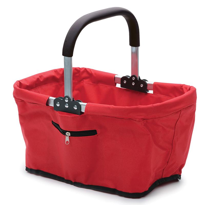 Market Basket Red