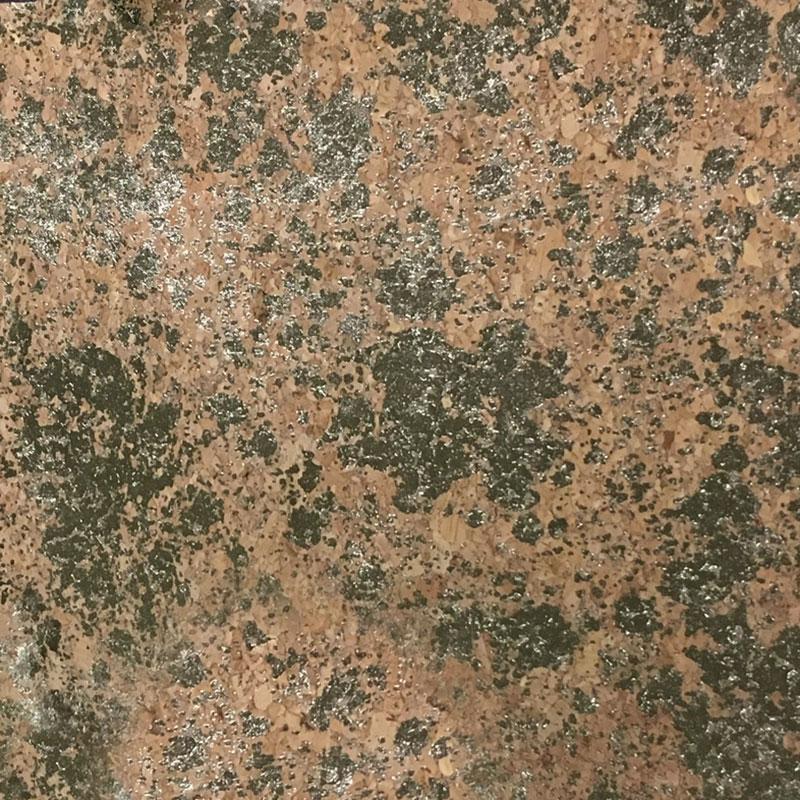 Cork Fabric 18x15 Natrl/Gold