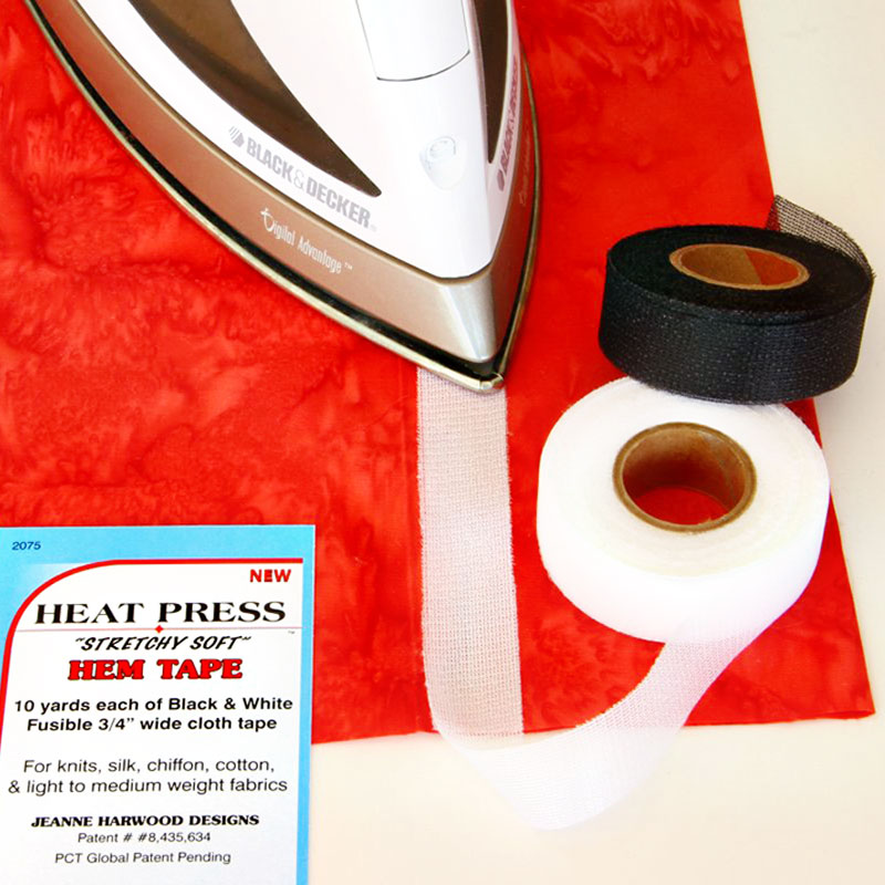 Hemming Tape Sc75 10 Yards 34