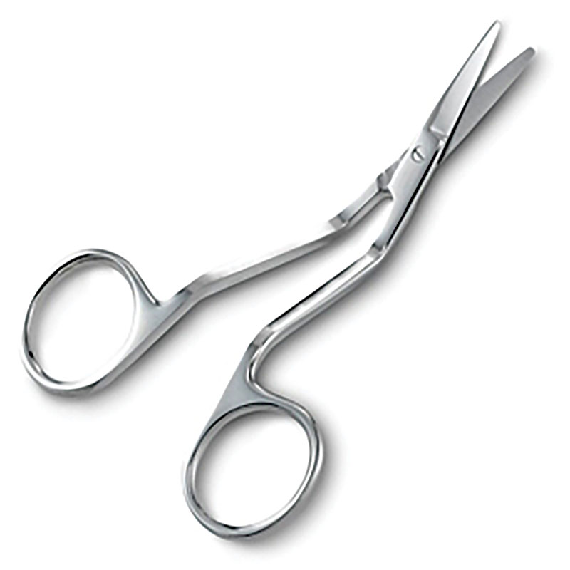 Double Curved Lace Trim Scissor by Havel