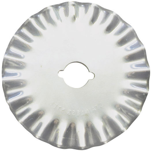 45mm Rotary Cuter Blade Pinking