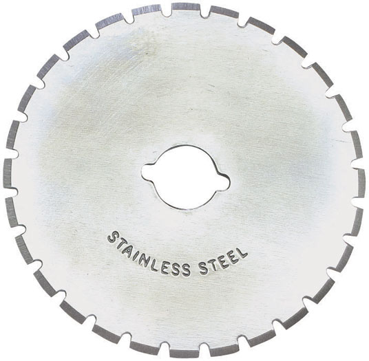 45mm Rotary Perforated Cutter Blade