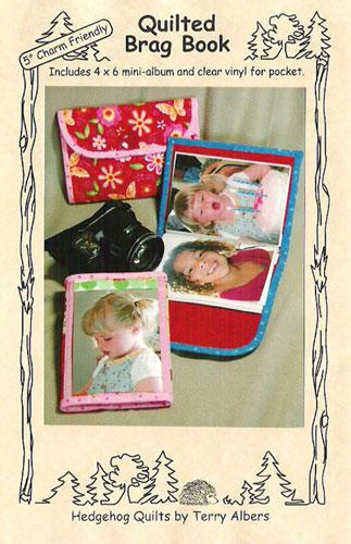 Quilted Brag Book