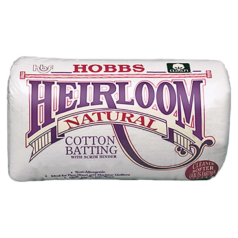 **Heirloom Natural Scrim Craft
