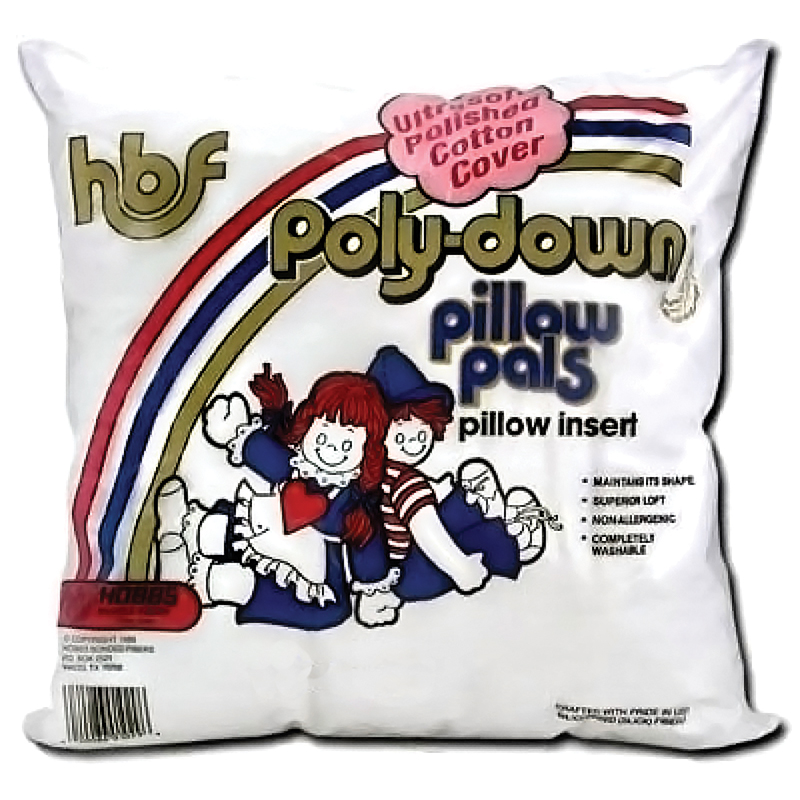 PolyDown Pillow Form 12x12