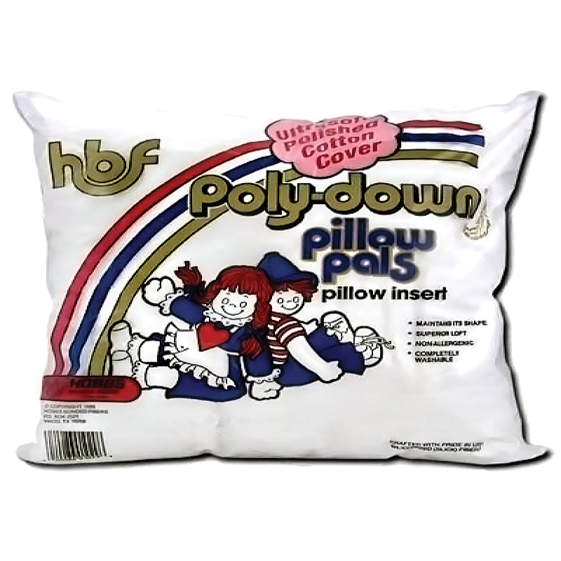 PolyDown Pillow Form 12x16