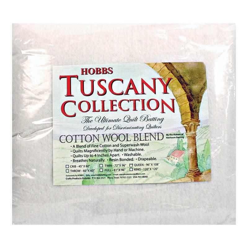 Tuscany Cotton Wool Full