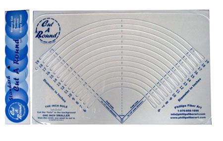Cut A Round Tool Standard 6-17