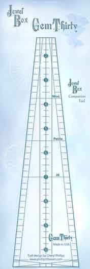 Gem 30 Ruler