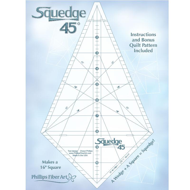 45 Degree Squedge