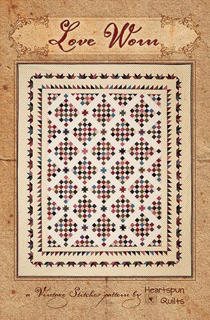 Love Worn Kit w/pattern