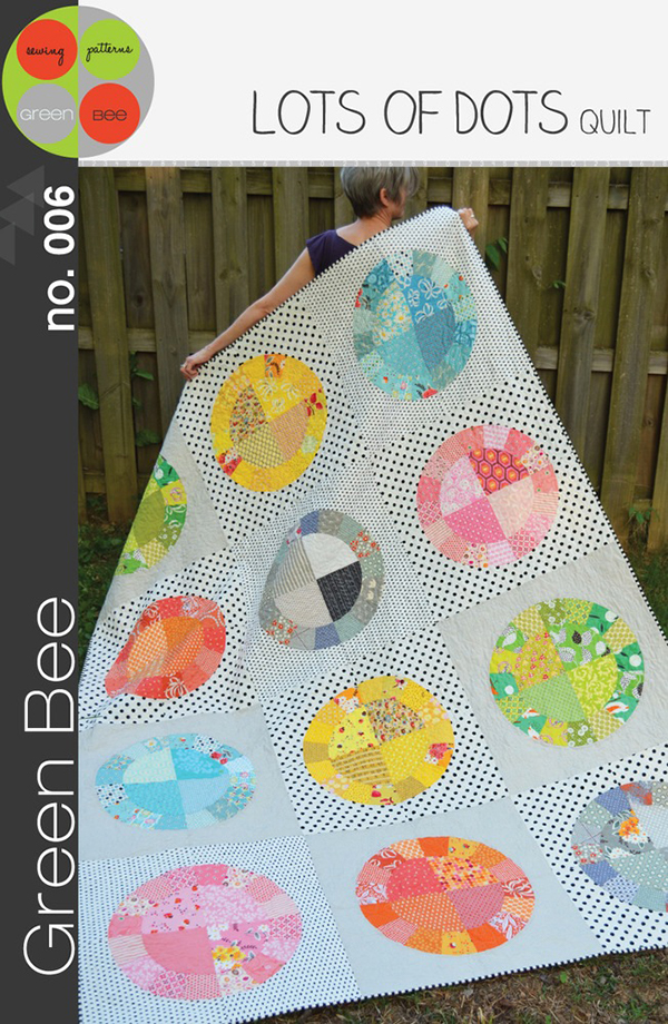 Little Dots Quilt Pattern By Green Bee Sewing Patterns