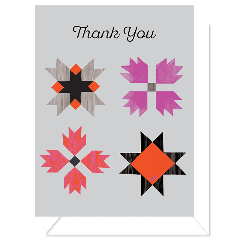 Thank You Card Quilter