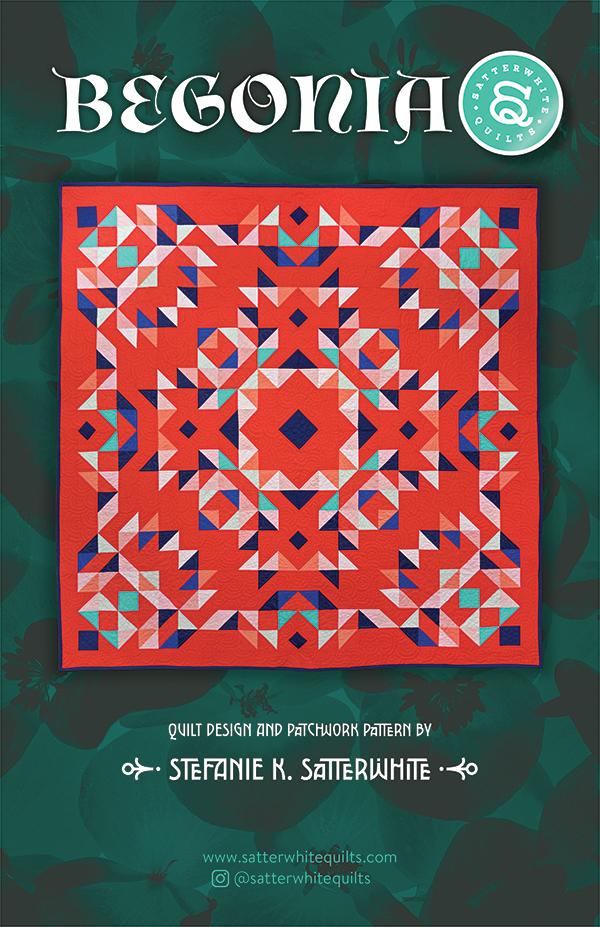 Begonia Quilt Pattern