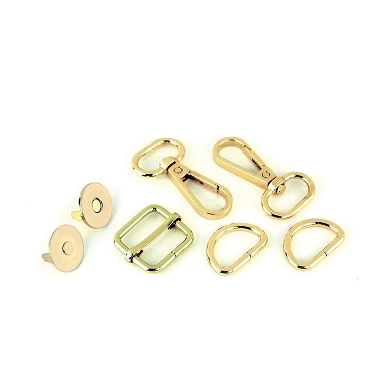 Hardware Kit Gold Ginger
