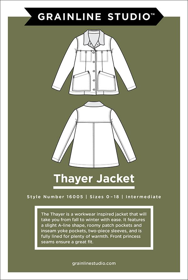 THAYER JACKET/0-18