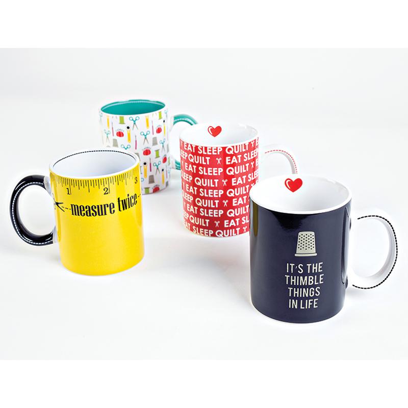 Mug 15oz Measure Twice