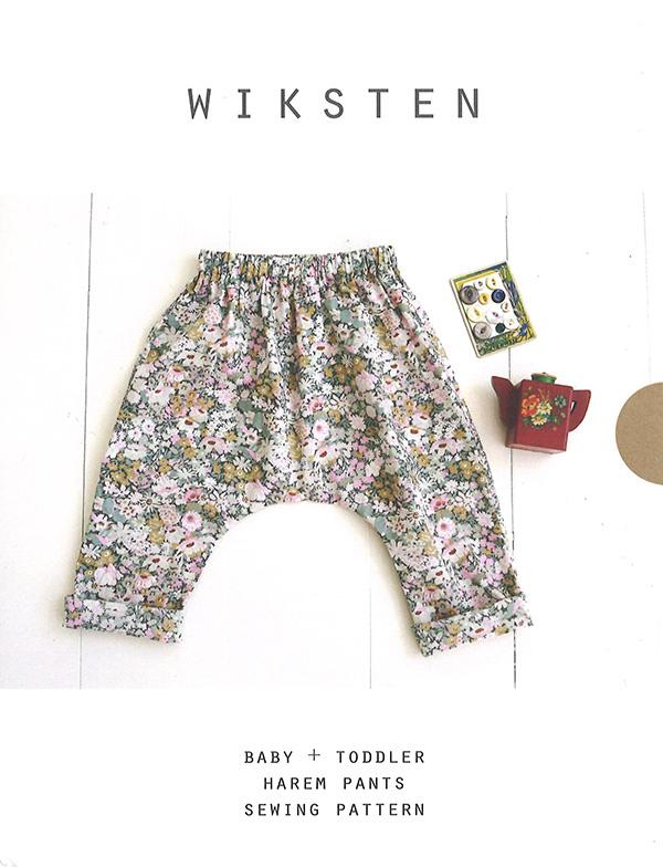 Baby/Toddler Harem Pants