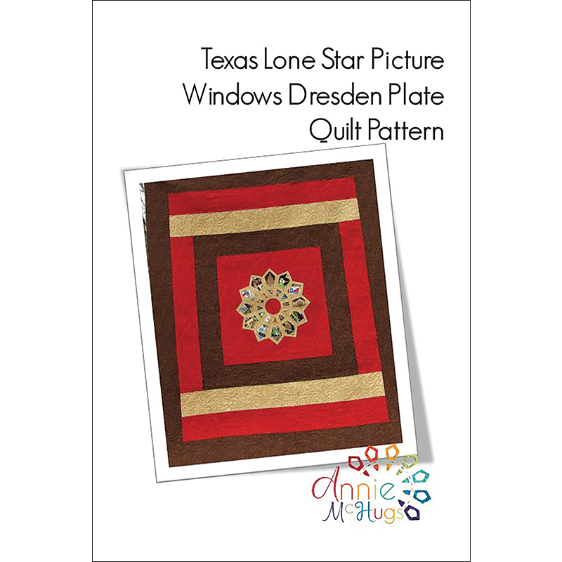 Picture Window Texas Lone Star Pattern