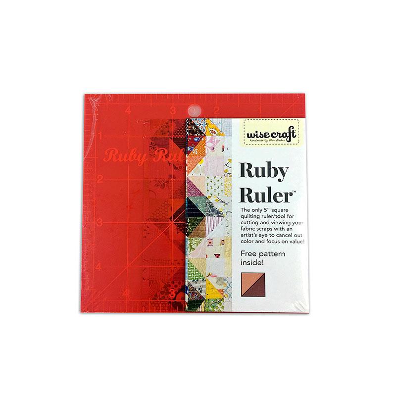 Ruby Ruler 5