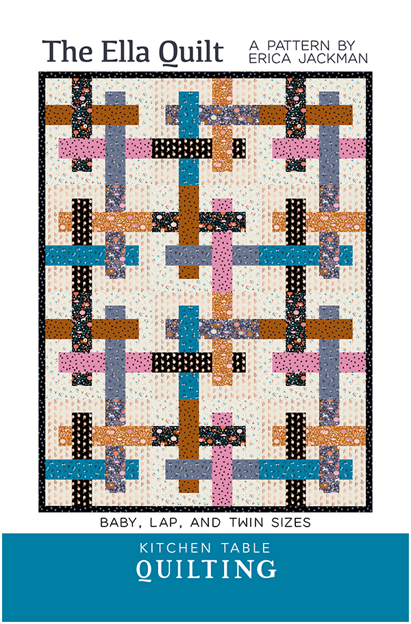 The Ella Quilt Pattern