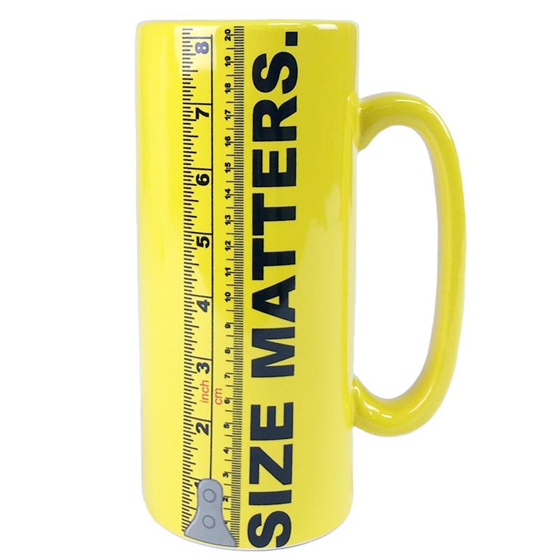 30oz Coffee Mug The Size Matter