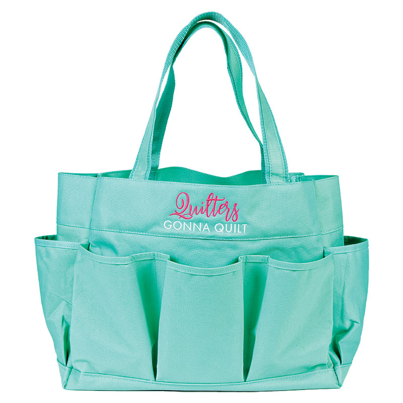 Carry All Tote Mint Qlter Gonna