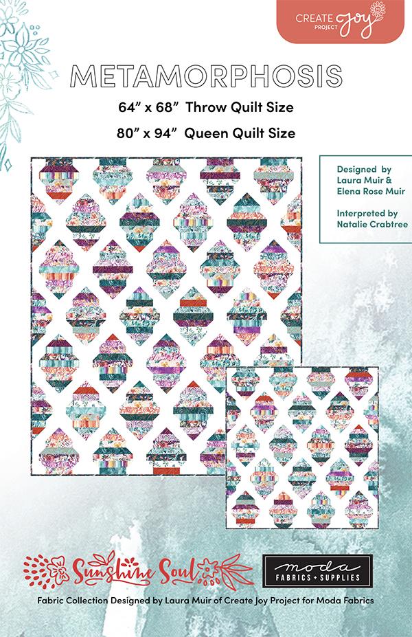 Metamorphosis Quilt Pattern