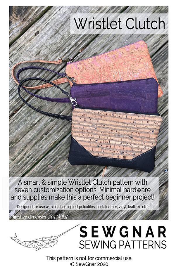 Wristlet Clutch Pattern