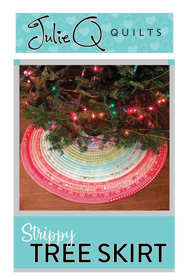 Strippy Tree Skirt