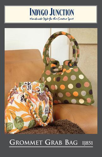Indygo Junction Grommet Grab Bag Pattern