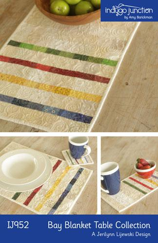 Bay Blanket Table Collection