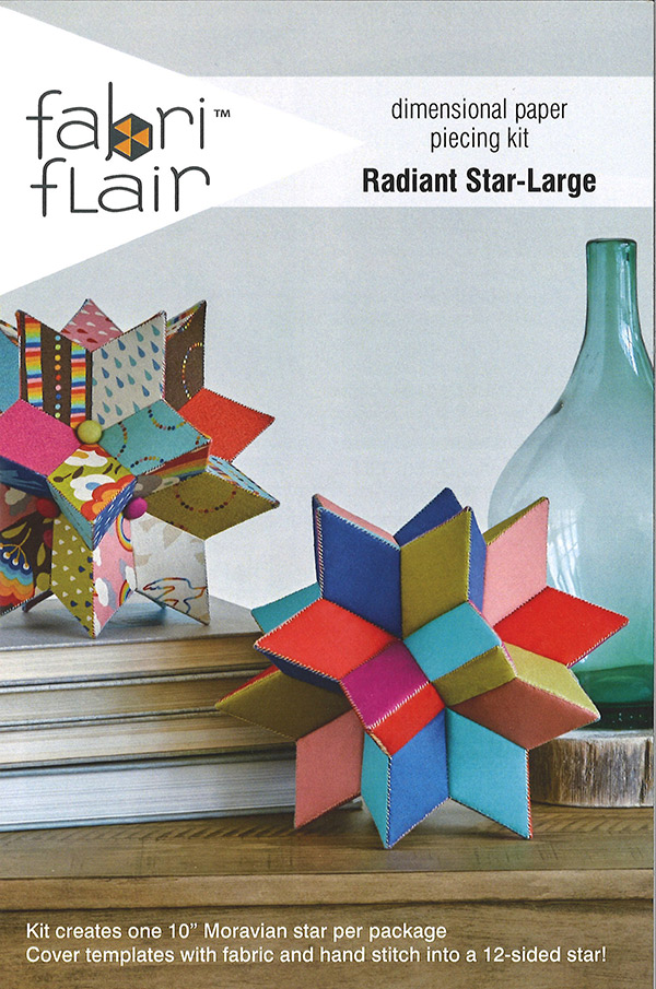 Fabriflair Kit/Radiant Star LG