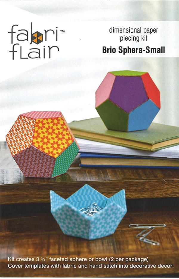 Fabriflair Kit/Brio Sphere SM