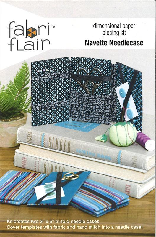 Fabriflair Kit/Navette Needlecs