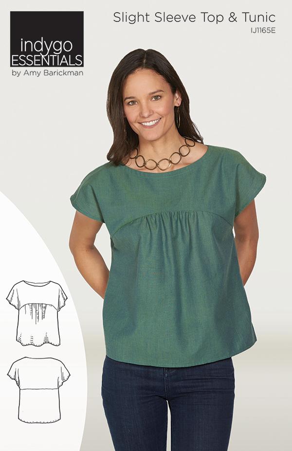 Indygo Essentials:Slight Sleeve