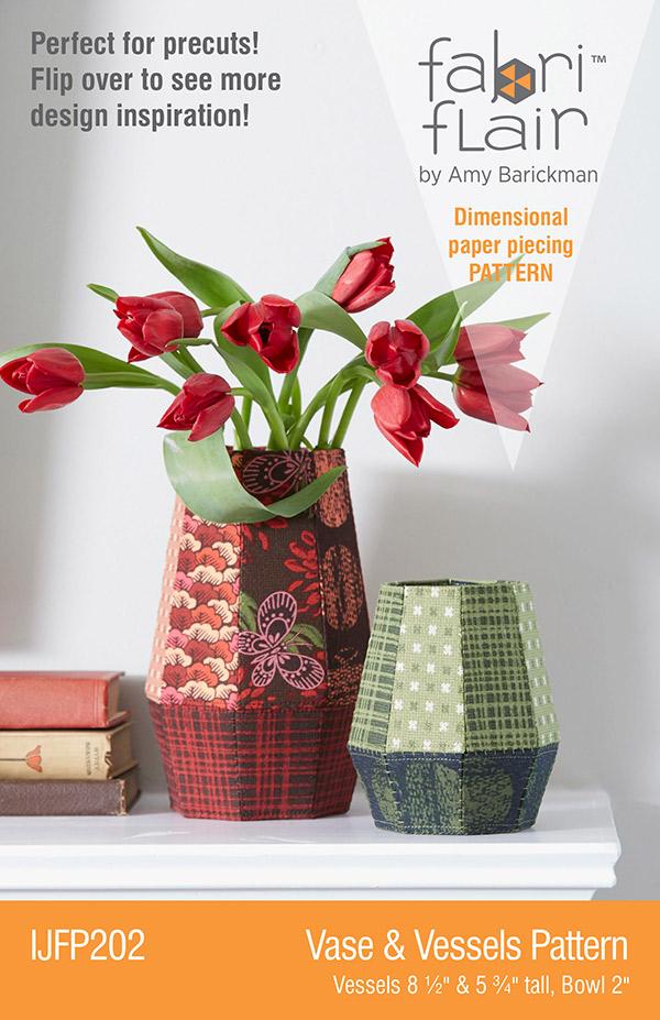 Fabriflair Vase & Vessels IJ FP202