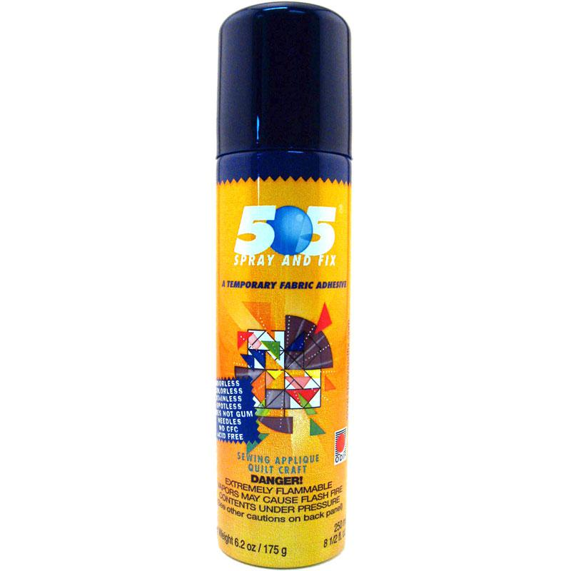 Spray & Fix Temp Fab Adh