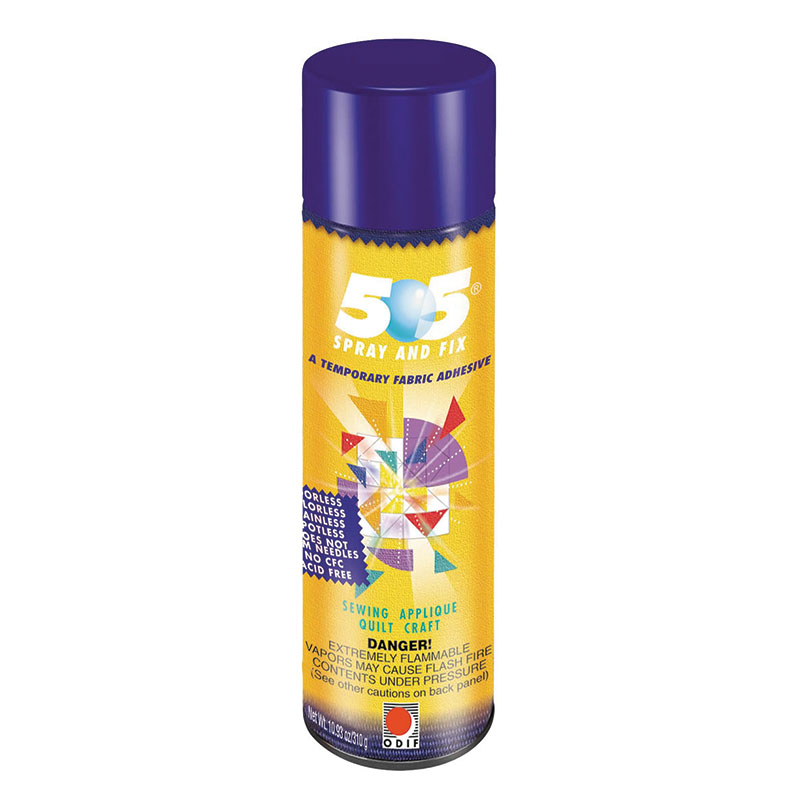 505 Spray & Fix Temp Adhesive 12.4oz