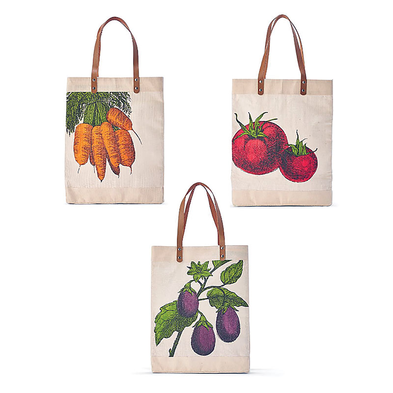 Farm To Table Tote Bag by Two's Company