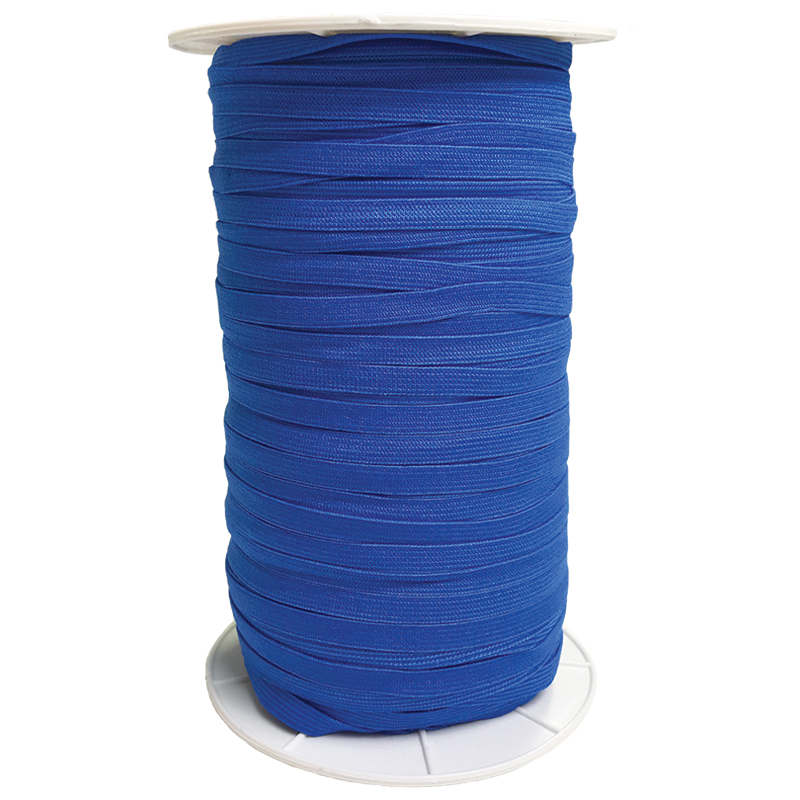 1/4 Elastic - Electric Blue