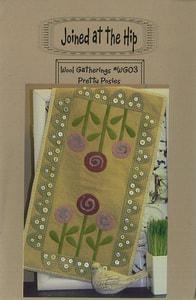 Wool Gatherings/Pretty Posies