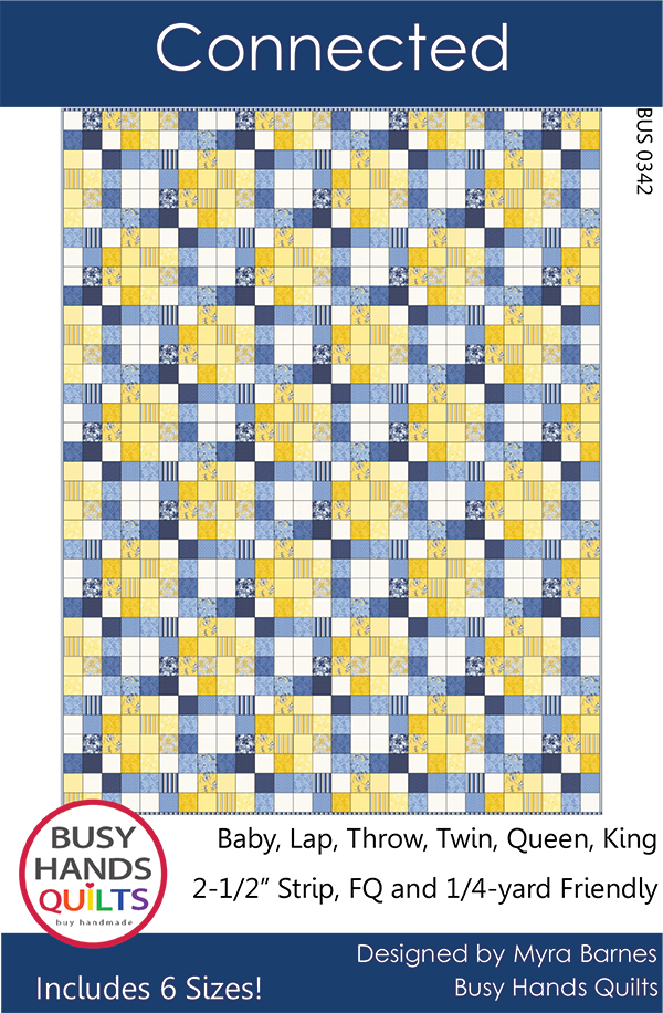 Connected Quilt Pattern